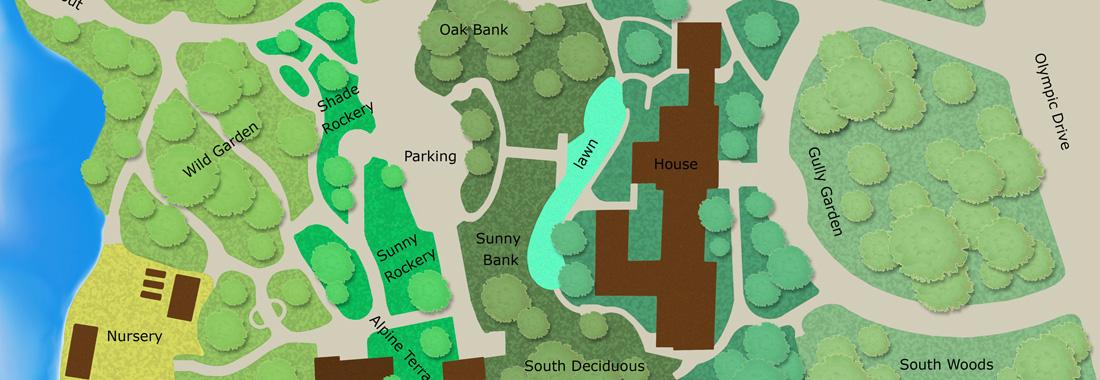 Tours of the Elisabeth C. Miller Botanical Garden