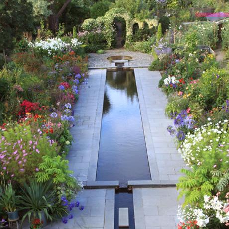 Helen Dillon's garden in Dublin, Ireland
