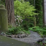 The garden entry, photo by Richie Steffen, 2010